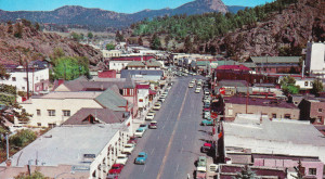What Colorado's Major Cities Looked Like In The 1950s May Shock You. Denver Especially.