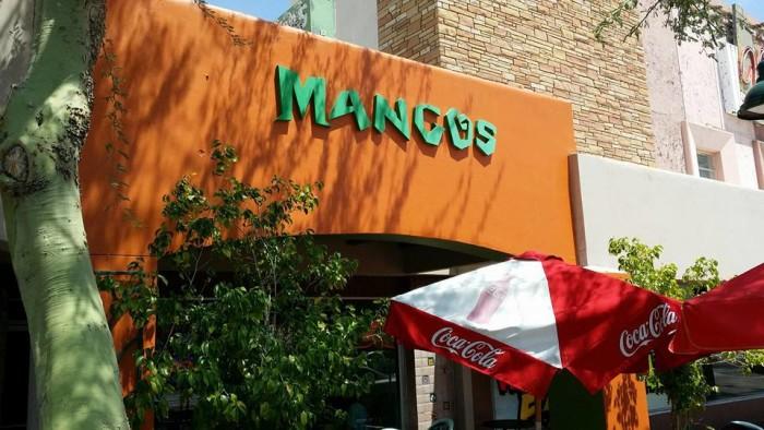 5. Mangos Mexican Cafe, Mesa