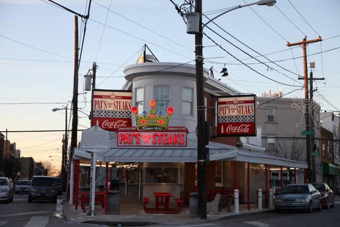 1. Pat's King of Steaks, Philadelphia