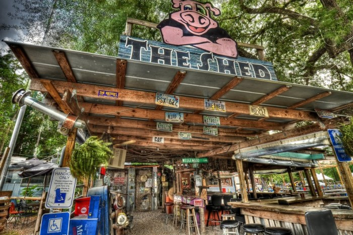 11. The Shed, Ocean Springs and Biloxi