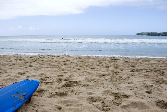 12) Learn to surf.