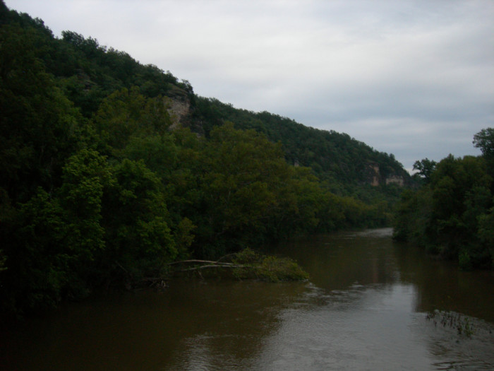12.The Big Piney River