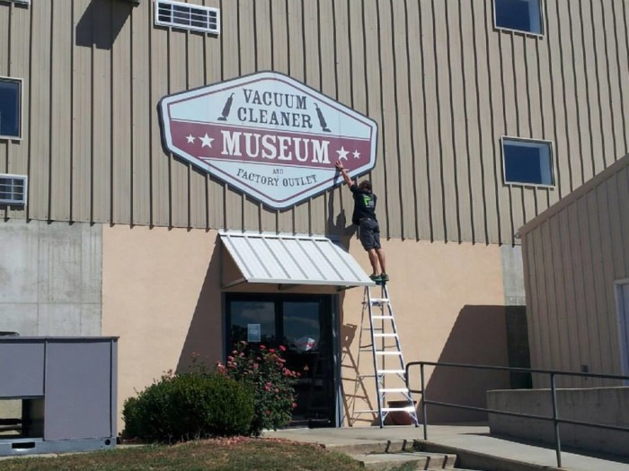 12.Vacuum Museum and Factory Tour, St. James