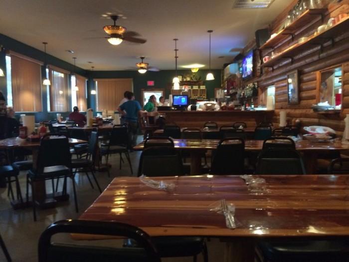 12.2. Baylee Joe's BBQ Seafood & Grill, Ironton