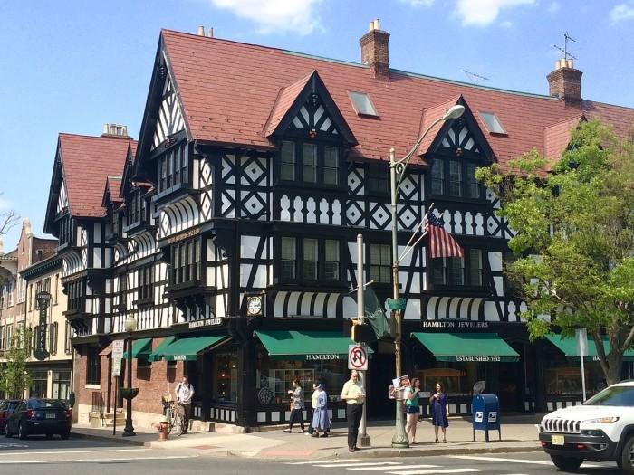 8. Princeton