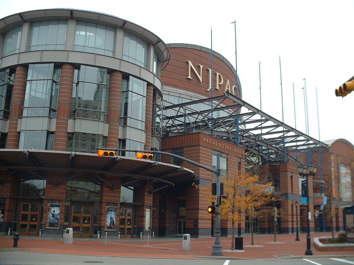 11. New Jersey Performing Arts Center, Newark