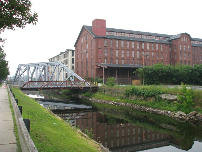 10. The Collapse of Pemberton Mill