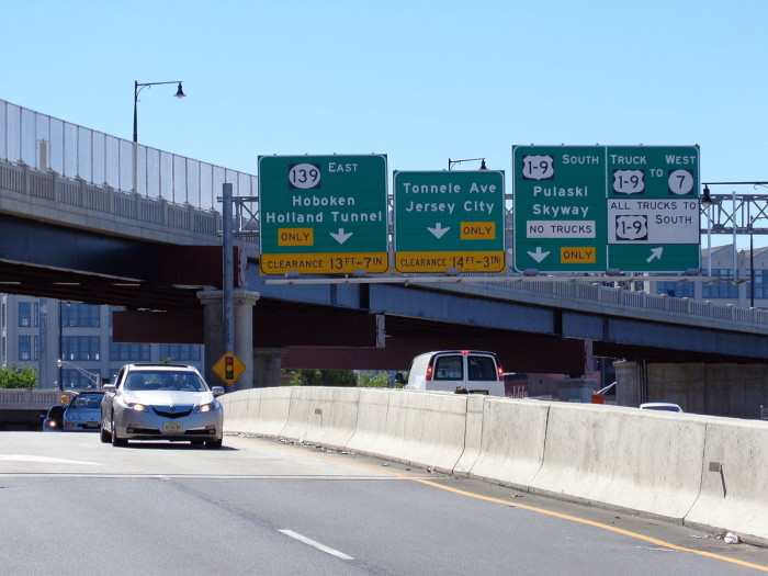 11. US Route 1 between Plainsboro and New Brunswick