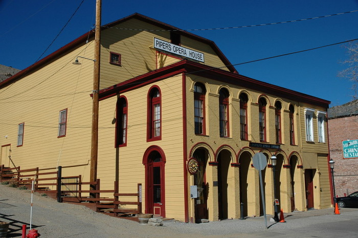28. Nevada: Piper's Opera House