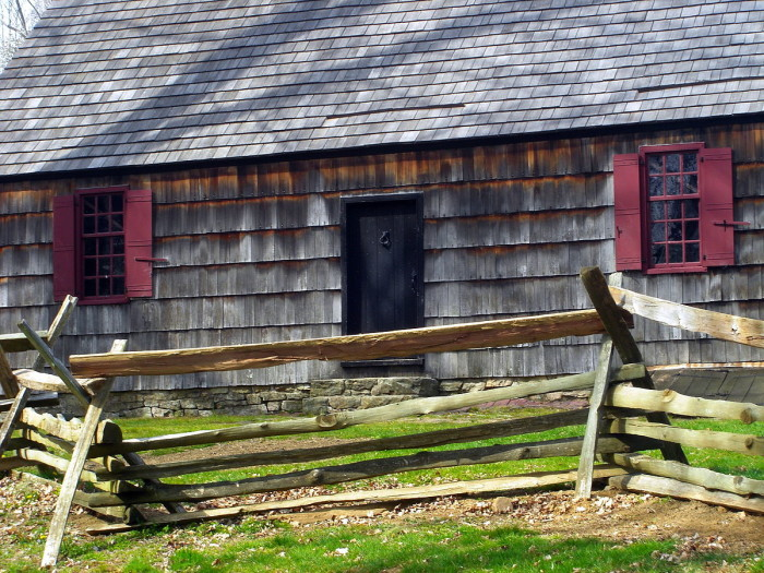 14. The first national historic park in America was established in Morristown in 1933. It contains sites significant during the Revolutionary War including Ford Mansion, a winter headquarters of George Washington.
