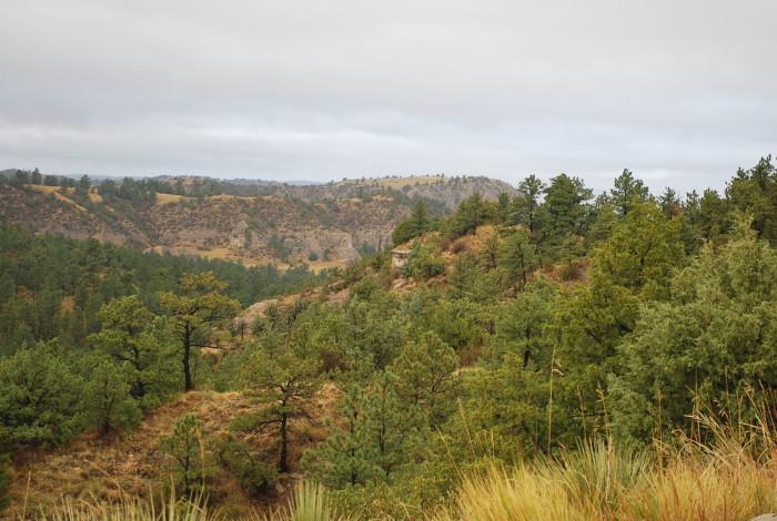 5. Wildcat Hills State Recreation Area, Gering