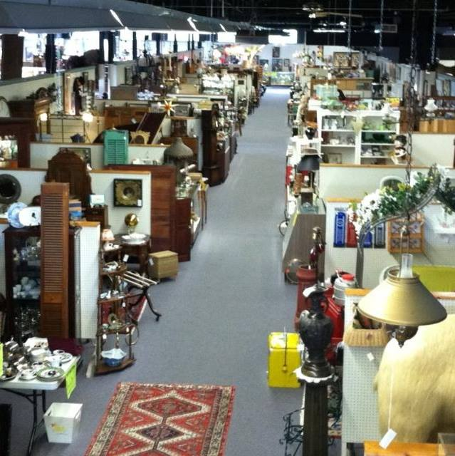 springfield ohio antique mall The 11 Best Places To Find Antiques In Ohio springfield ohio antique mall