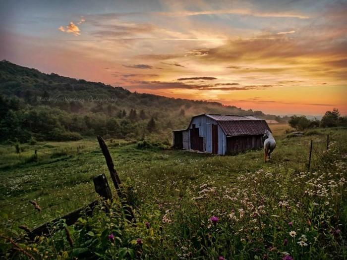 15 Incredible Photos Of Rural North Carolina