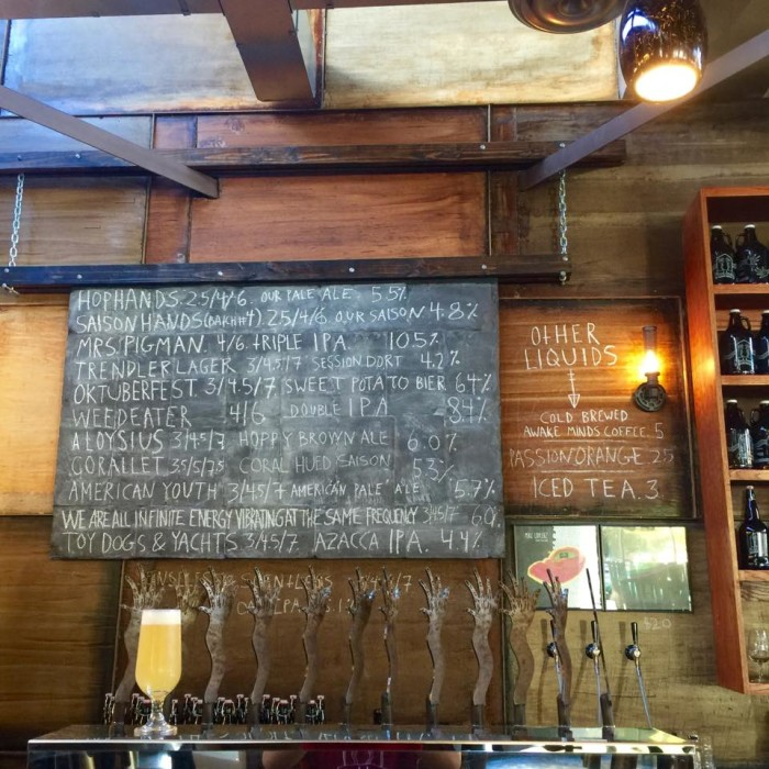 10. Tired Hands Brewing Company, Ardmore