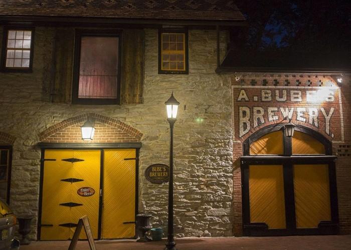 7. Bube's Brewery, Mount Joy