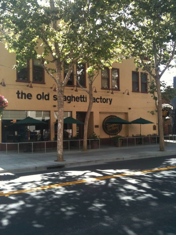 11. The Old Spaghetti Factory (Denver)