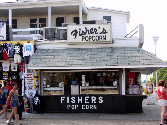 9) They may be picky about popcorn.