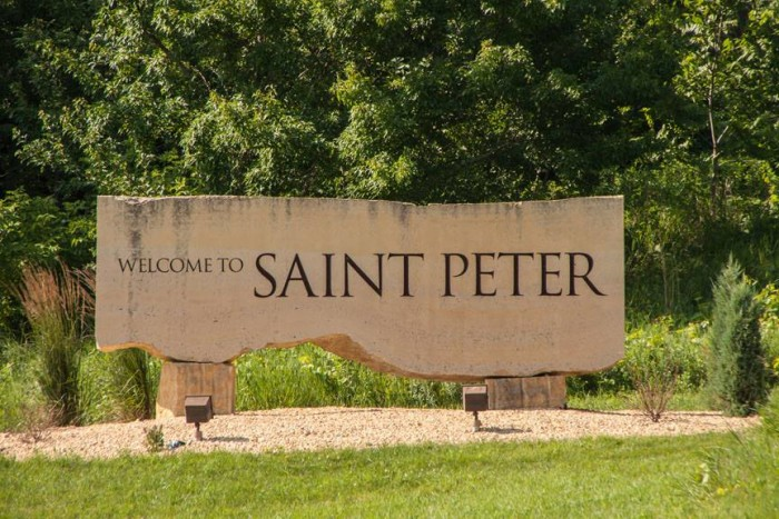 16. St. Peter