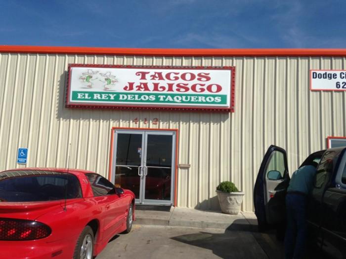 5. Taco Jaliscos (Dodge City)