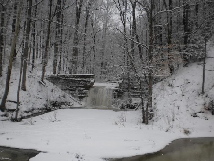2. Cuyahoga Valley National Park