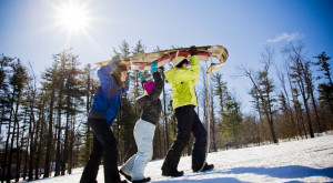 Here Are the 14 Best Places To Go Sledding In Massachusetts This Winter