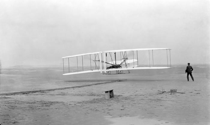 1. Kitty Hawk, First in Flight.