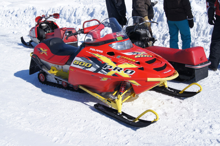 47. ...and Recreational Snowmobiles.