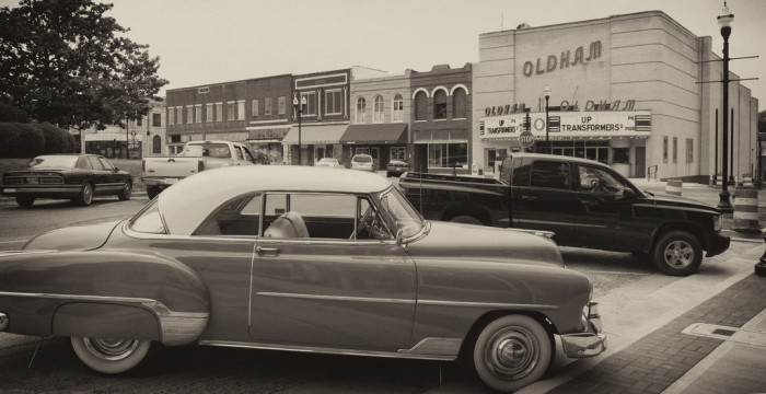 15 Fantastic Vintage Photos of 1950s Tennessee
