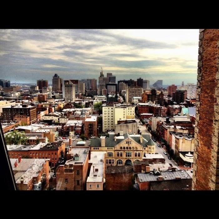 13 floor view
