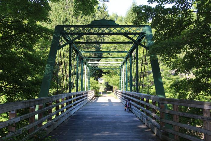 16. East Mineral Road Bridge, Franklin