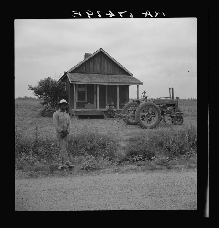 13. In exchange for his labor, this farmer was provided with living accommodations and paid a rate of $1 a day.