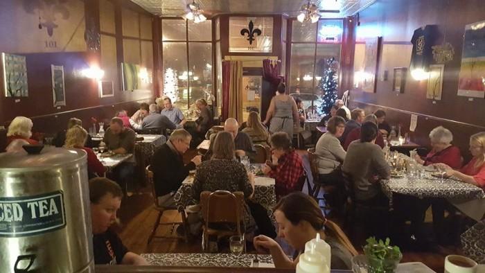 7. Augusta Restaurant, Oxford