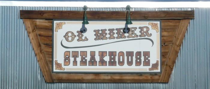 5. Ol' Miner Steakhouse (Gunnison)