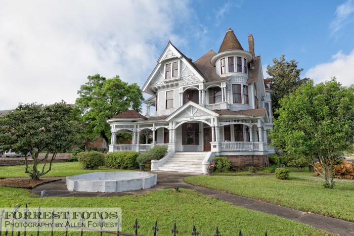 6. The McLeod House, Hattiesburg