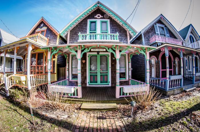 20. Martha's Vineyard's gingerbread houses in Oak Bluffs