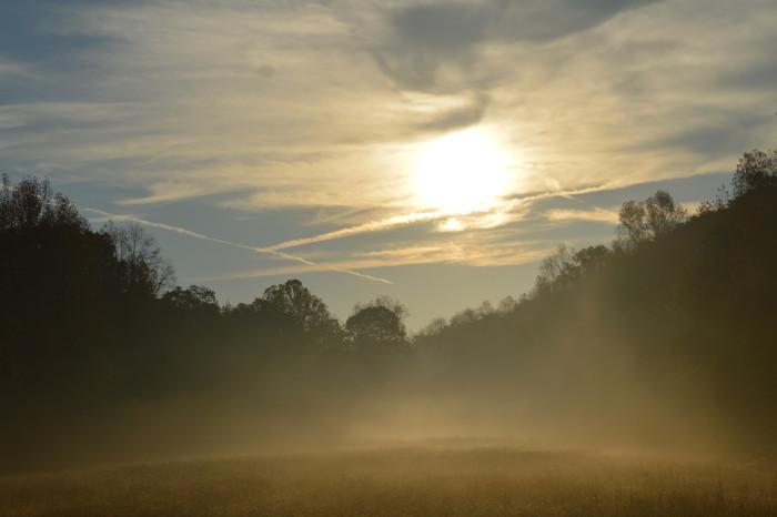 14) Beautiful Dover, TN