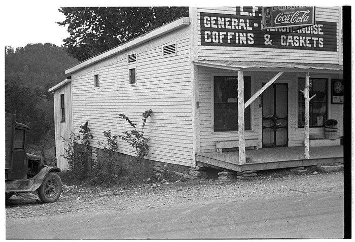 14) No town is complete without a general store.