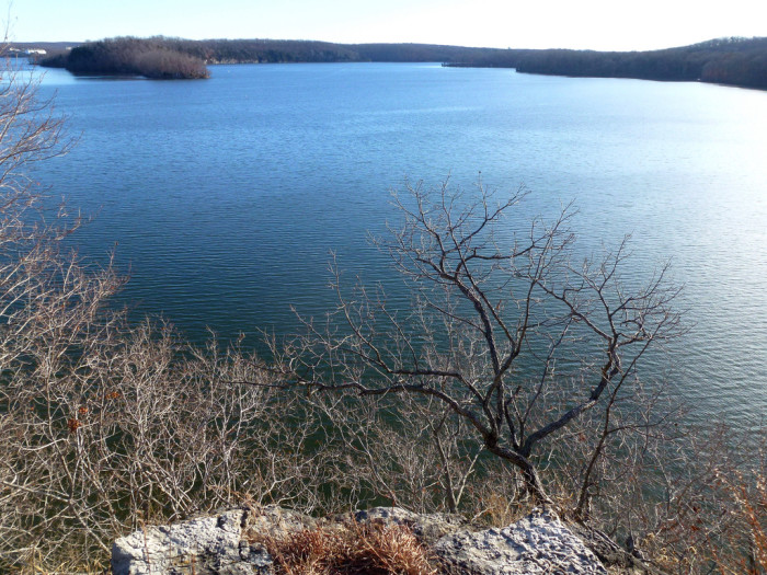 14. Osage Beach, View from the Rocky Top Overlook