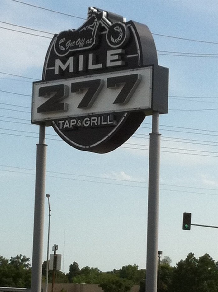 14.  Mile 277 Tap and Grill, St. Louis