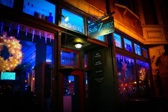13.Sub Zero Vodka Bar, St. Louis