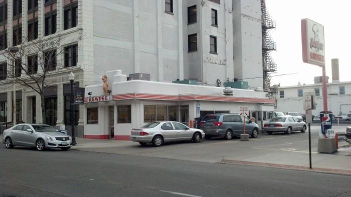 13. Kewpee Hamburgers (Lima)