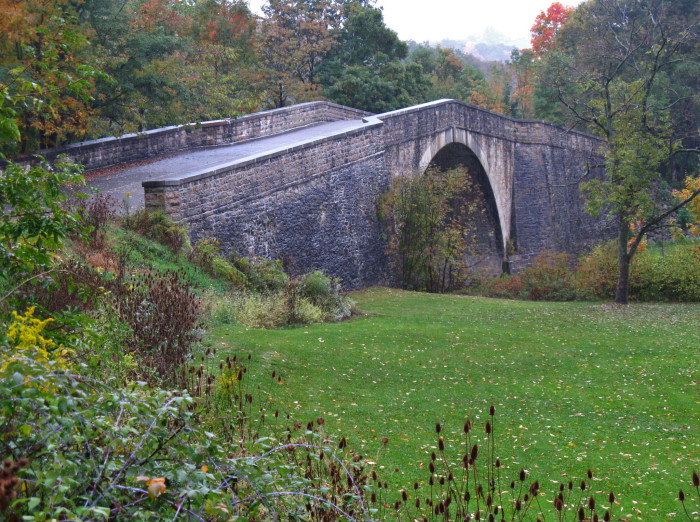 14) With so much history in our state, the Casselman Bridge is only a tiny piece of our story.