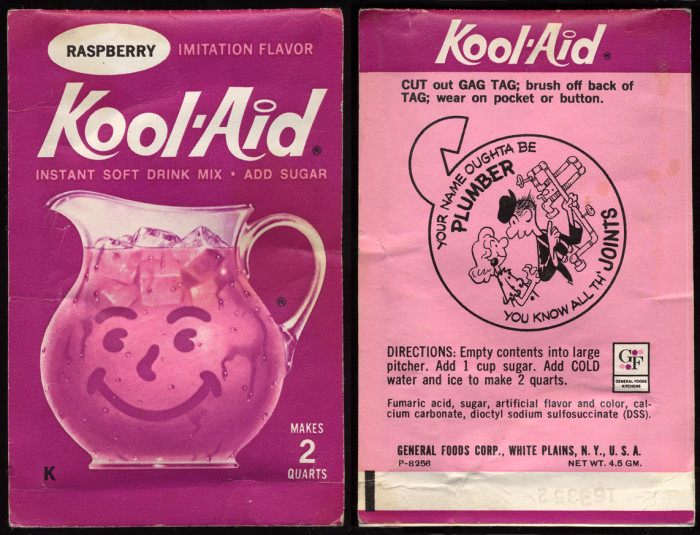 1. In 1927, Edwin E. Perkins of Hastings invented the kid-favorite powdered drink, Kool-Aid.