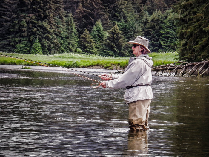 3) If you're from Southeast Alaska, you know what it means to go fishing on the inside.