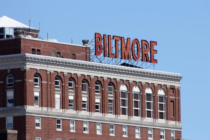 39. Rhode Island: The Biltmore Hotel