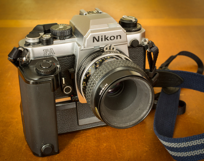 2) A high-quality camera.