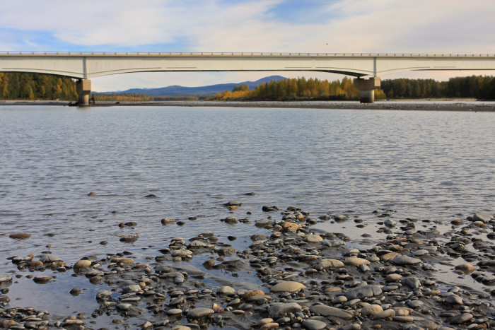 4) Willow Creek Confluence | Susitna River Drainage