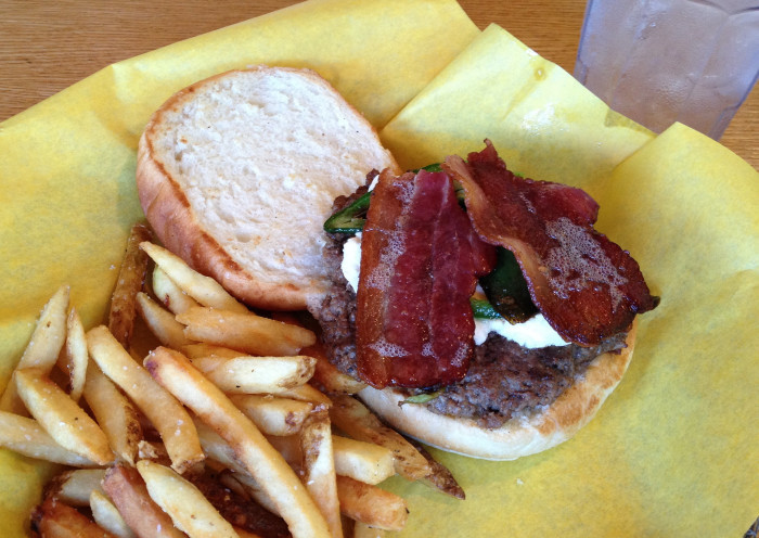 South Dakota: The Hot Granny at Black Hills Burger & Bun (Custer).