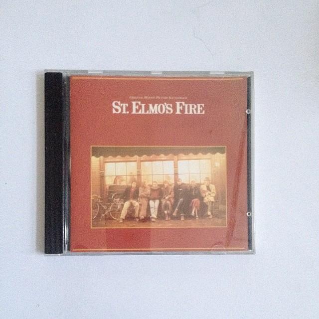 14) St. Elmo's Fire