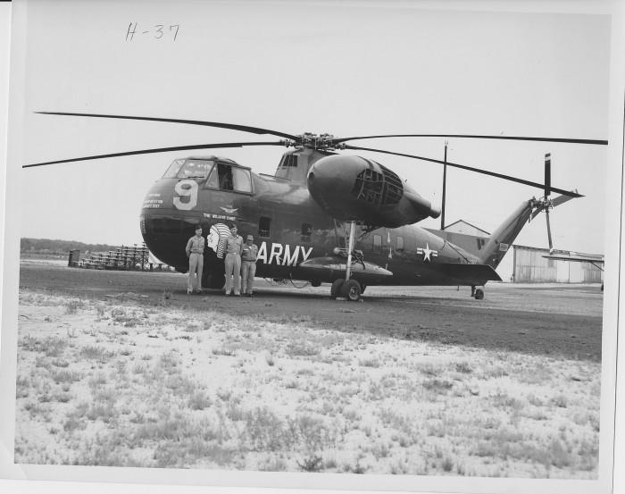 1. Fort Monmouth circa 1956.